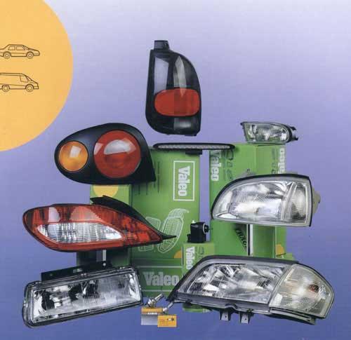 Ceny Detaliczne Lampy Reflektory Valeo Depo Optima Zderzaki