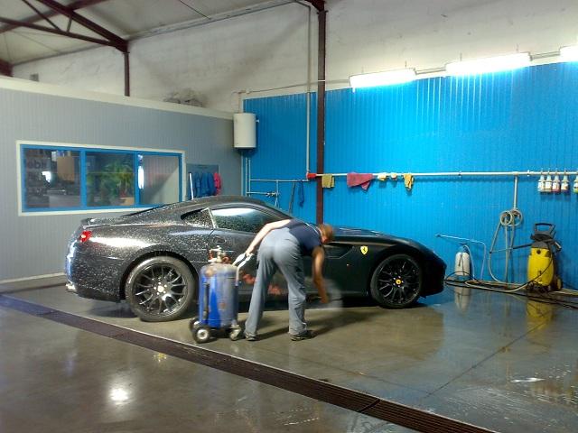 automyjnia warszawa bielany ręczne mycie samochod243w
